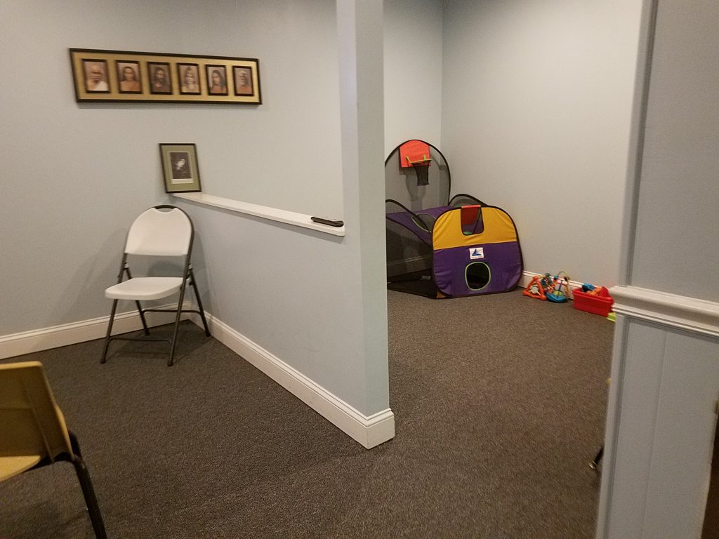 Parent Child Room